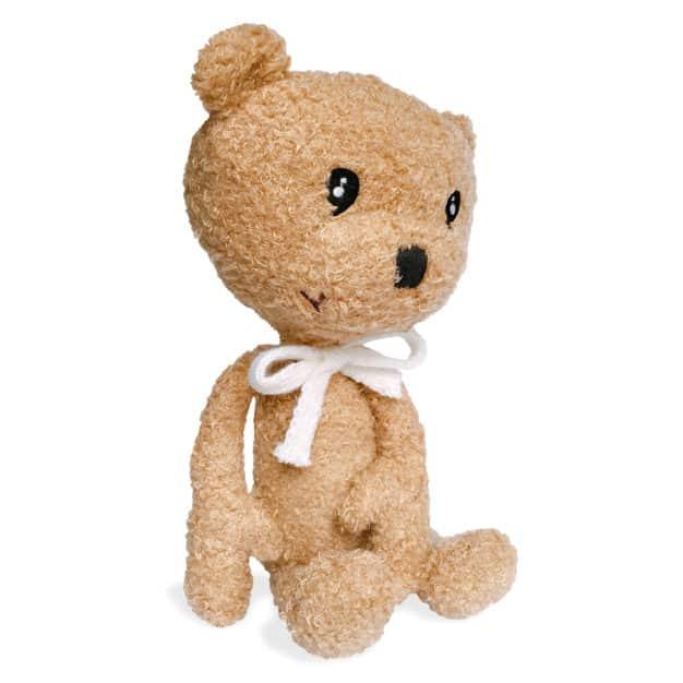 Ours en peluche Kiwi - Marque française d'ours en peluche et vêtements bébé - Une collection de cadeau de naissance unique - L'Ours Kiwi