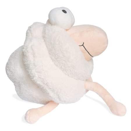 Peluche mouton nuage - Marque française d'ours en peluche et vêtements bébé - Une collection de cadeau de naissance unique - L'Ours Kiwi