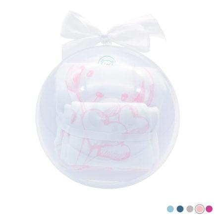 Bulle de naissance - Marque française d'ours en peluche et vêtements bébé - Une collection de cadeau de naissance unique - L'Ours Kiwi