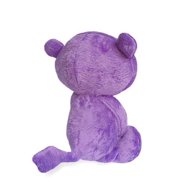 Peluche hippopotame - Marque française d'ours en peluche et vêtements bébé - Une collection de cadeau de naissance unique - L'Ours Kiwi