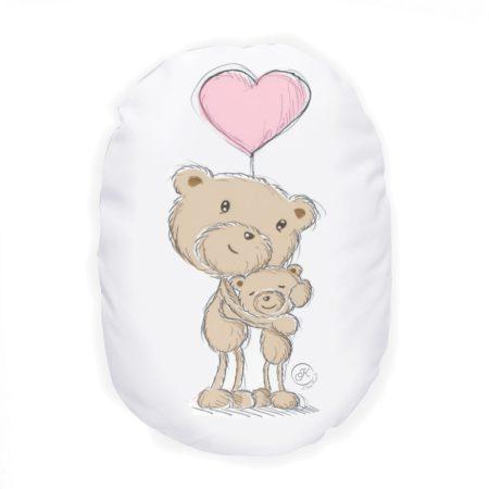 Coussin enfant - Marque française d'ours en peluche et vêtements bébé - Une collection de cadeau de naissance unique