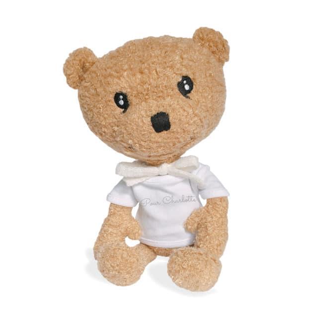 Ours en peluche - Marque française d'ours en peluche et vêtements bébé - Une collection de cadeau de naissance unique - L'Ours Kiwi