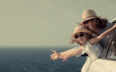 Activité pour enfants : partir en vacances avec bébé !